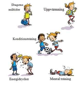 hur påverkar träning kroppen